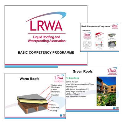 LRWA BCP Programme