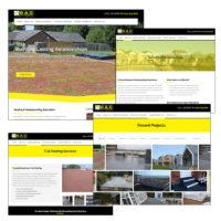 General Asphalte Website